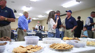 Photo Gallery: Farm Bureau meets the candidates for Danny Ford's state house seat