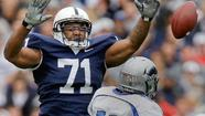 The Cincinnati Bengals select Penn State defensive tackle Devon Still as the 21st pick in the second round of the NFL draft.  The 6 foot 5 inch, 303 pound defensive lineman is the 53rd player selected in the draft and first Penn State player selected.