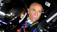 Mark Martin edges Carl Edwards by .006 seconds for Richmond pole
