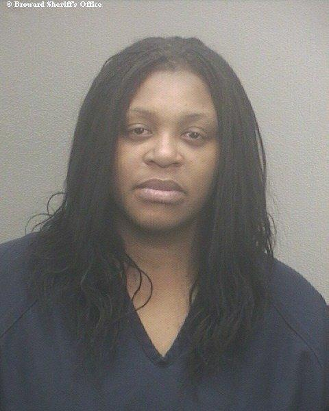Jevona Attley, 36, in jail while 11 month old daughter left home alone.