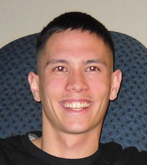 Police, military search for missing airman, Clinton Reeves