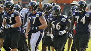 <strong>Ravens end a run on offensive linemen</strong>