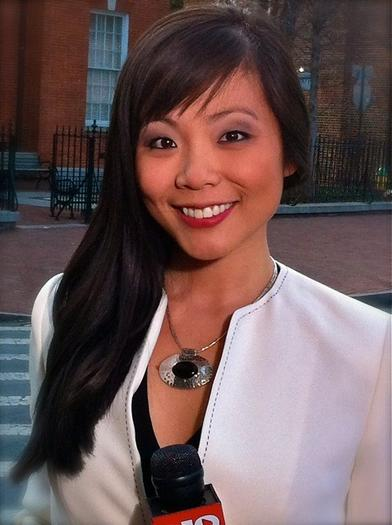 Weijia Jiang leavings WJZ-TV