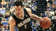 <b>Game One Pictures:</b>  Orlando Magic vs. Indiana Pacers