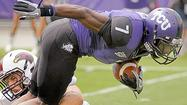 Bio box: Texas Christian cornerback Greg McCoy