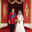Royal Wedding portrait