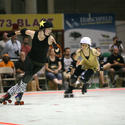 Charm City Roller Girls home bout