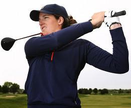 Illinois golfer Nora Lucas