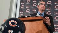"If Bears general manager Phil Emery had put a spin on Mick Jagger during the course of the NFL draft, he might have sung, ""You can't always get what you need. But if you try sometime, you just might find, you get what you want."""