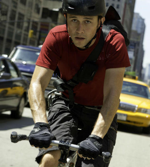 "Joseph Gordon-Levitt races around New York City as a bike messenger being chased by a dirty cop (Michael Shannon). We loves us some JGL, but we're also psyched by the fast-paced, gritty film full of gnarly spills and plenty of action.<br> <br> <b>Release date</b>: August 24<br> <br> <i><a href=""http://twitter.com/hijean"">Jean Bentley</a>, <a href=""http://www.zap2it.com"">Zap2it</a></i>"
