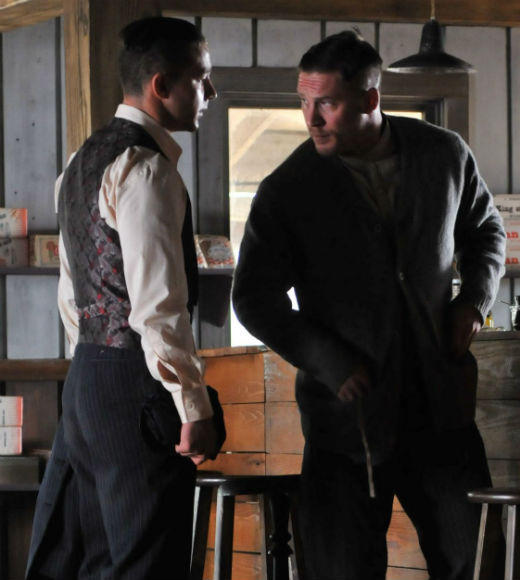 2012 Summer Movie Guide: Depression-era bootlegger brothers played by Shia LaBeouf and Tom Hardy get all disrespectful of the law and woo pretty ladies while Guy Pearce and Gary Oldman cause them trouble.   Release date: August 31  Jean Bentley, Zap2it