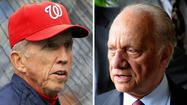 15 years after split, a chance for Peter Angelos, Davey Johnson to patch things up