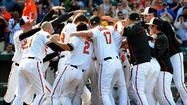 Just another day at Camden Yards, right? Another ho-hum, garden-variety 5-2 win Sunday, this time over the Oakland Athletics? OK, maybe not.