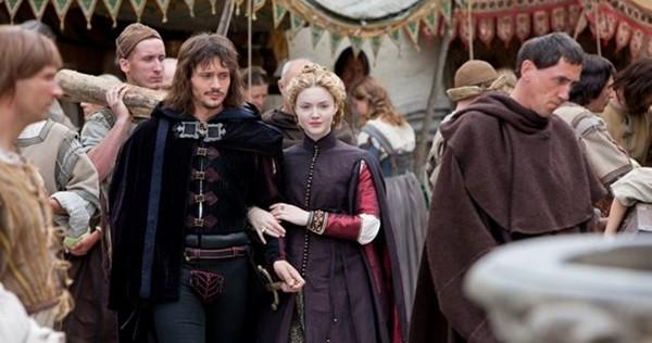 "Juan Borgia (David Oakes) and his sister, Lucrezia (Holliday Grainger), grow apart in Season 2 of ""The Borgias."""