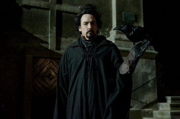 "John Cusack stars in ""The Raven."""