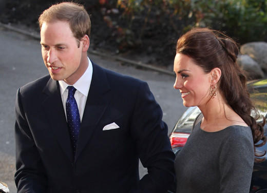 "Prince William and Kate Middleton's ""Low-Key"" One-Year Wedding Anniversary Celebration"