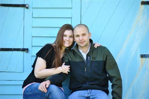Nicole Marie Burkhart and Trevor Michael Smith