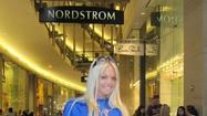 "After noticing the blank look on my face in the women's shoe section of Nordstrom, adult film star Jesse Jane told me, ""You look bored."""