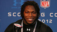 Pictures: Ravens 2012 draft picks