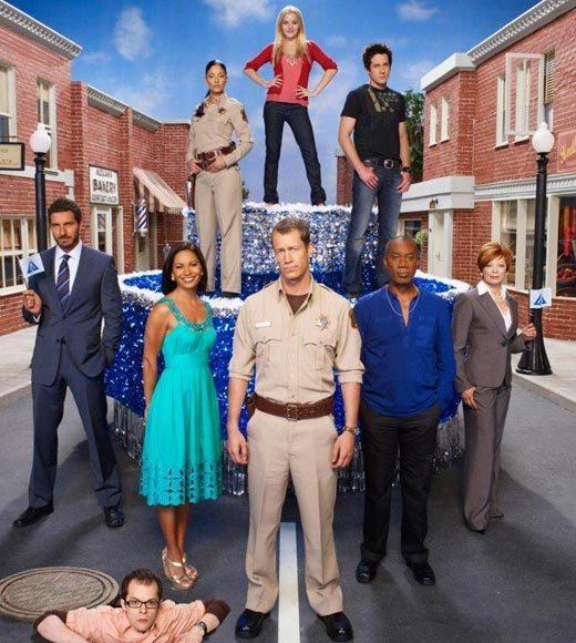 2011-2012 Canceled TV Shows: Eureka
