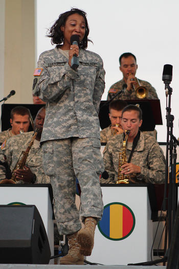 Free concerts at Fort Eustis begin in June.