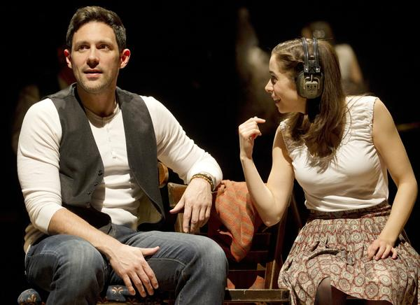 """Once"" was directed on Broadway by John Tiffany, starring Steve Kazee and Cristin Milioti."