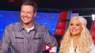 "<span style=""font-size: small;"">Since Christina Aguilera sang ""Hillbilly Bone"" on NBC's The Voice, fellow-coach Blake Shelton has been itching to get behind a mic with the pop superstar! The two bantered on Twitter about the possibilities of doing a ""country duet,"" and recently Blake told First Coast News, ""I would pay her, I would beg her, I'll wash her car, I'll clean her house, I'll babysit her kid. I'll do whatever I need to do to get that done."" Christina has already recorded with coaches Cee Lo Green and Adam Levine. P.S. Blake will perform his next single, ""Over,"" on tonight's live episode of The Voice on NBC.</span>"
