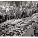 1945: Nuenburg funeral