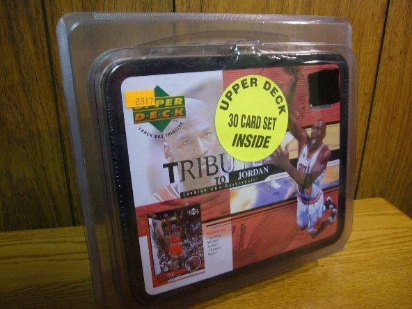 Michael Jordan lunchbox
