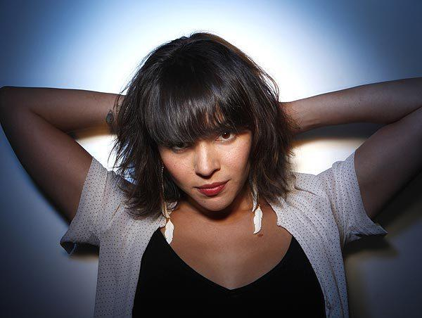 Celebrity portraits by The Times: Singer-songwriter Norah Jones has a new album called Little Broken Hearts.