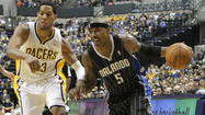 <b>Game 2 pictures:</b> Orlando Magic at Indiana Pacers