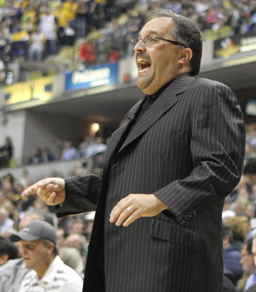 Magic coach Stan Van Gundy.