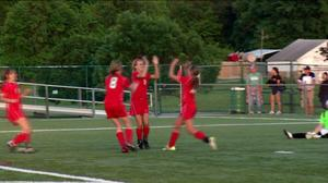 Moats' goal gives Nixa overtime win over Catholic