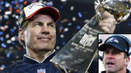 John Harbaugh: Patriots' Super Bowl titles are 'stained'