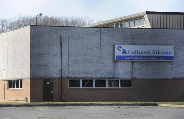 DuClaw is hoping to buy this Harford warehouse for a future brewery