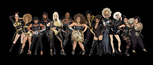 "The Queens of ""RuPaul's Drag Race"""