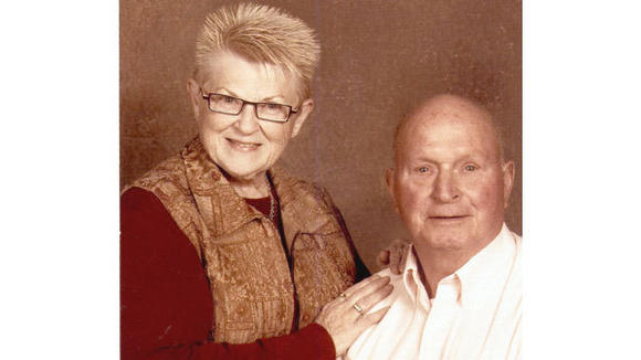 Connie and Arlen Turner
