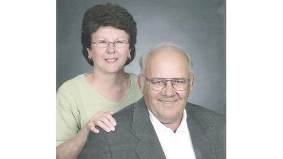 Robert and Marlene Dobrzelewski are celebrating 50 years of marriage.