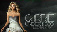 "Country superstar Carrie Underwood has announced tour dates for her fall North American ""The Blown Away Tour."""