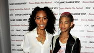 Jada Pinkett-Smith is inviting the world to listen in on an intimate family conversation with her daughter and her mother.
