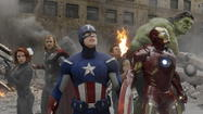 'The Avengers' review: Puts the 'some' in 'awesome'