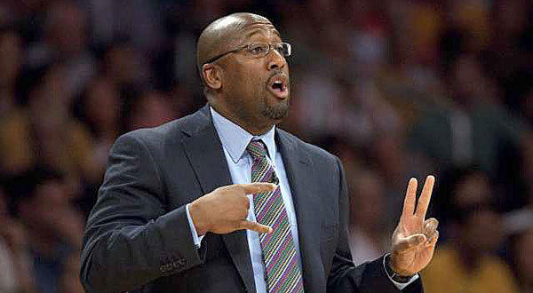 Lakers Coach Mike Brown