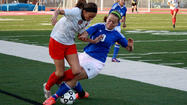 Photo Gallery: Girls Soccer action May 1