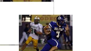 Bolivar quarterback Rafe Peavey drawing major D-I interest
