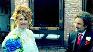 "<span style=""font-size: small;"">Wedding bells were ringing as Heart guitarist/singer Nancy Wilson walked down the aisle for a second time, marrying husband No. 2 Geoff Bywater. The 58-year old Wilson announced the nuptials via Twitter and Facebook, writing, ""Love was in the air…at the El Paseo gourmet restaurant owned by longtime friend Sammy Hagar. Love rules!"" Bywater, 54, is a senior executive at Fox who oversees the music for Glee and several other hit shows. Wilson was married to director/writer Cameron Crowe (Almost Famous) from 1986-2010.</span>"