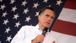 Romney campaigns for small-business vote in Northern Virginia