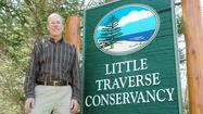 Back in 1984, a biologist named Mark Paddock approached Little Traverse Conservancy's Tom Bailey.