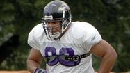 Looking to round out their defensive line rotation, the Ravens has signed veteran nose tackle Ma'ake Kemoeatu, the team announced Wednesday. Kemoeatu will likely replace backup nose tackle Brandon McKinney, who signed with Chuck Pagano and the Indianapolis Colts in free agency.