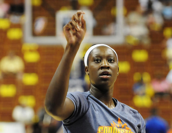 Tina Charles spent $32,000 to build a school in Mali but says she is far from done.
