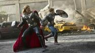 "Early reviews for <a href=""http://marvel.com/avengers_movie"" target=""_blank"">""The Avengers"" movie </a>are in, and the adaptation of comic book super-heroes appears to promise non-stop action, surrounding sub-plots of intrugue. I always considered the Marvel grab bag as B-list superheroes, trailing well behind Batman and Superman. But the group, which includes Iron Man, The Incredible Hulk, Thor and Captain America, has developed into movie powerhouse. Here are excerpts from some reviews of the movie, which will be widely released Friday."